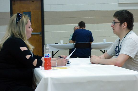 Mock Job Interviews - Taylor Career Center